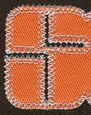 Embroidery Zig-Zag