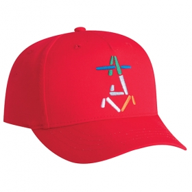 Promotional products: Polycotton -5 Panel Pro-look (youth)