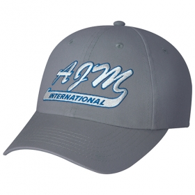 Promotional products: Enzyme Washed Deluxe Chino Twill -6 Panel Contour