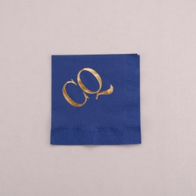 Promotional products: Beverage napkins