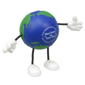 Promotional products: Earthball figure