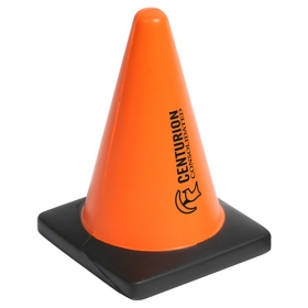 Promotional products: Construction Cone Stress Reliever