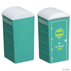 Promotional products: Porta-potty Stress Reliever