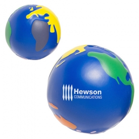 Promotional products: Multicolored earthball