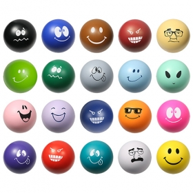 Promotional products: Emoticon ball