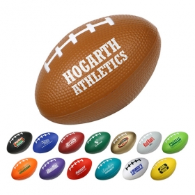 Promotional products: Small Football Stress Reliever
