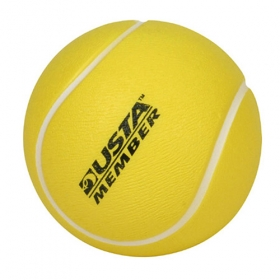 Promotional products: Tennis Ball Stress Reliever