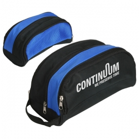 Promotional products: Product in Action; COASTAL TOILETRY BAG