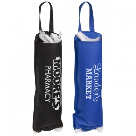 Promotional products: PLASTIC BAG KEEPER TUBE
