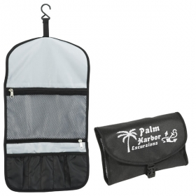 Promotional products: Product in Action; TRADEWINDS TRAVEL TOILETRY BAG