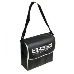 Promotional products: Product in Action; ZEPHYR MESSENGER BAG