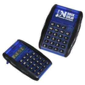 Promotional products: GRIP & FLIP CALCULATOR