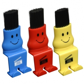 Promotional products: Product in Action; BRISTLE BUDDY COMPUTER DUSTER