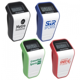 Promotional products: AIR WEIGHT PEDOMETER