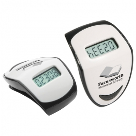 Promotional products: STEP HERO PEDOMETER