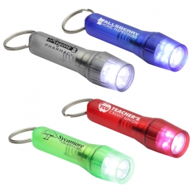 Promotional products: CLEAR TWIST LED LIGHT