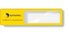 """Promotional products: .020 Clear Plastic Magnifier Bookmark (1.44"""" X 5.25"""") Digitally Printed"""