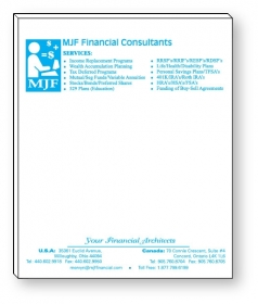 "Promotional products: 50 Sheet Magnetic Note Pads (3.5"" x 4.25"") 1 Standard Color - Cyan Blue"