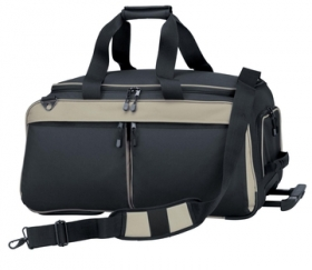 Promotional products: WHEELED DUFFLE