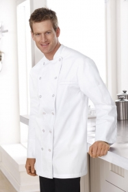Promotional products: UNISEX DELUXE CHEF'S COAT