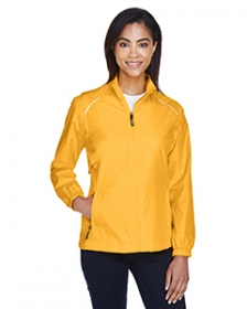 Promotional products: MOTIVATE CORE365TM LADIES' UNLINED LIGHTWEIGHT JACKET
