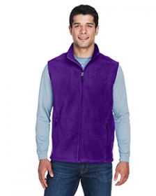 Promotional products: NEW JOURNEY CORE 365TM MEN'S FLEECE VESTS