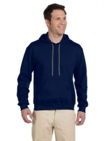 Promotional products: Gildan ® Premium Cotton ™ 15 oz., Ringspun Hooded Sweatshirt