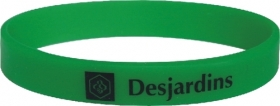 Promotional products: Silicone wristband