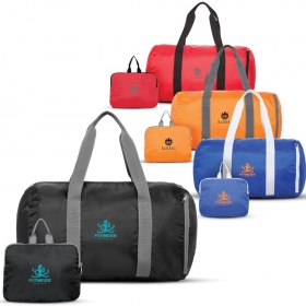 Promotional products: Make It Pop - Packable Duffle