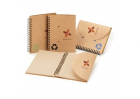 Promotional products: Travis Notebook