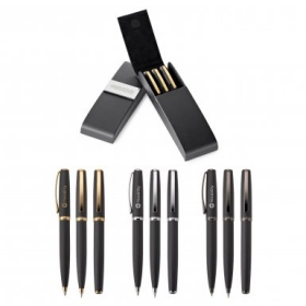 Promotional products: Renzo Pen, Rollerball & Pencil Set