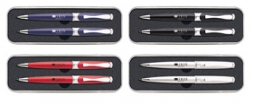Promotional products: Maxine pen & pencil set