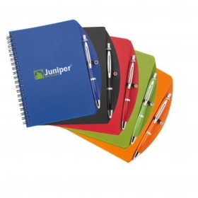 Promotional products: Isadora Notebook Combo