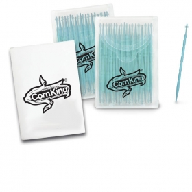 Promotional products: Toothpicks in a case