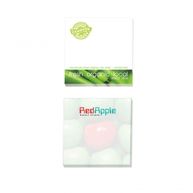 "Promotional products: 3"" X 3"" Adhesive Notepads"