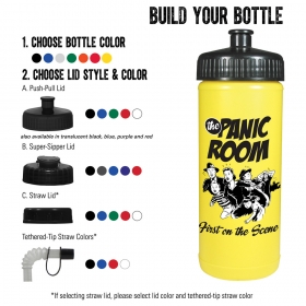 Promotional products: 16-oz. Sports Bottle