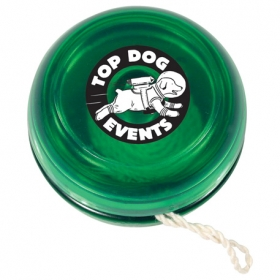 Promotional products: Jewel Translucent Yo-yo