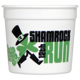 Promotional products: Solid 6oz Stadium Cup