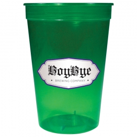Promotional products: 16-oz. Jewel Stadium Cup