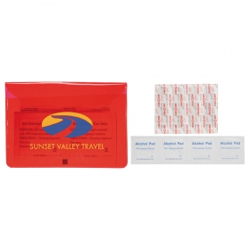 Promotional products: In The Clear First Aid Pack