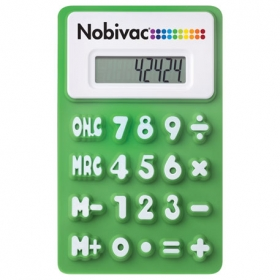 Promotional products: The Flex Calculator
