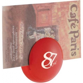 Promotional products: Memo Clip Magnet
