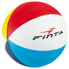 Promotional products: Beach Ball Stress Reliever