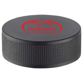 Promotional products: Hockey Puck Stress Reliever