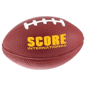 "Promotional products: 3-1/2"" Football Stress Reliever"