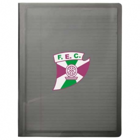 Promotional products: Translucent Padfolio