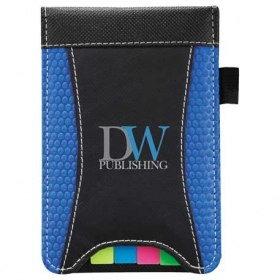 """Promotional products: 4"""" X 6"""" Flare Organization Jotter"""