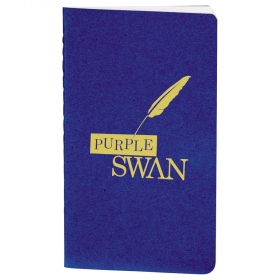 """Promotional products: 3"""" X 5"""" Recycled Mini Pocket Notebook"""