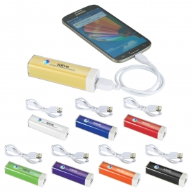 Promotional products: Flash Power Bank
