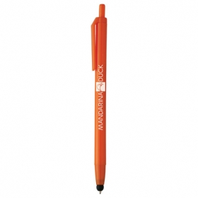Promotional products: The Rio Click Pen-stylus - Spirit